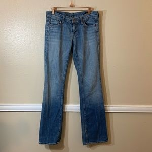 "VINTAGE CITIZENS OF HUMANITY ""KELLY BOOT CUT JEANS"